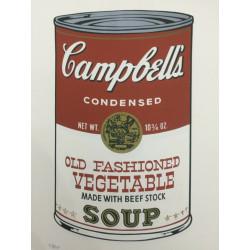 Dettagli su  Andy Warhol Litografia 57 x 38 Arches Timbro Secco Israel Castelli AN293