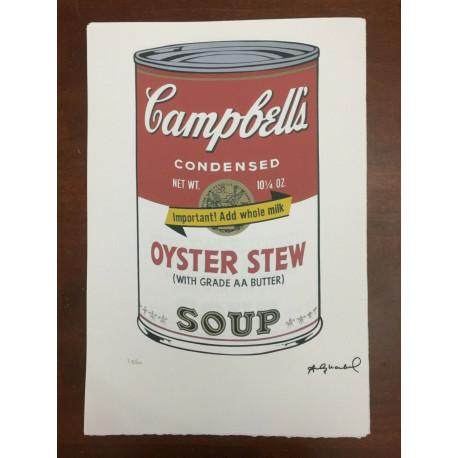 Dettagli su  Andy Warhol Litografia 57 x 38 Arches Timbro Secco Israel Castelli AN256