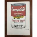 Andy Warhol Litografia 57 x 38 Arches Timbro Secco Israel Castelli