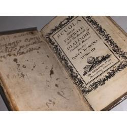 Dettagli su  Scuola delle Fanciulle del 1788 libro antico