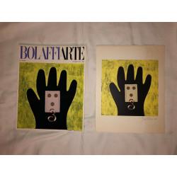 Dettagli su  Franco Gentilini Bolaffi Arte Rivista e Riproduzione Litografia n.3
